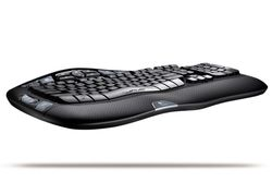 Logitech wave keyboard 1