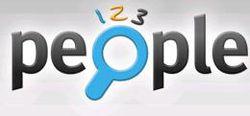 Logo 123People
