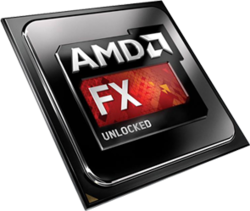 Logo AMD FX-Series