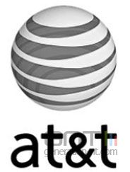 Logo at t