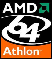 Logo athlon 64 avant