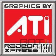 Logo ati radeon express 1250