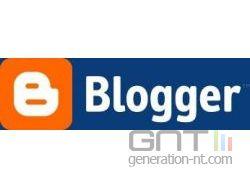 Logo blogger small