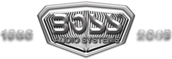 Logo Boss Audio Systems