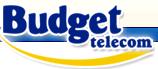Logo budget telecom