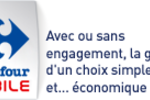 Logo Carrefour Mobile