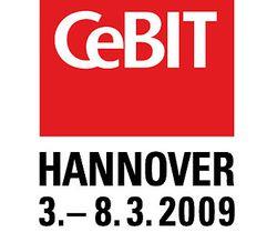 Logo CeBIT 2009.