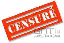 Logo censure