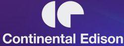 Logo Continental Edison