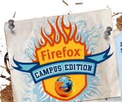 Logo firefox campus edition