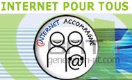 Logo internet accompagne