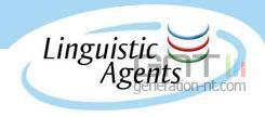 Logo linguistic agents