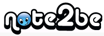 Logo note2be