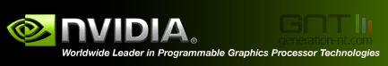 Logo nvidia 2006 seul logo
