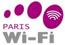 Logo paris wi fi