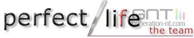 Logo perfect life team