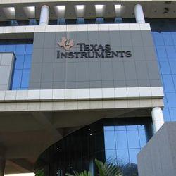 Logo Texas Instrument Pro