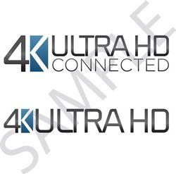 Logo Ultra HD 4K