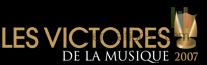 Logo victoires musique 2007