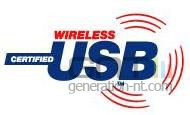 Logo wireless usb