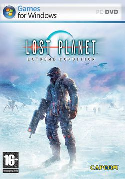 Lost Planet Packhot PC