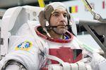 Luca parmitano fuite casque ISS