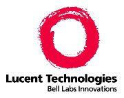 Lucent logo