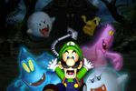 Luigi Mansion - artwork