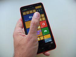 lumia 1320 pouce