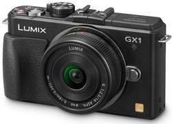 Lumix DMC-GX1 - 1