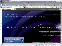 lunascape screen1