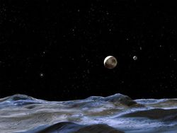 Lunes de Pluton