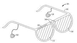 Lunettes 3D écran splitté - brevet Sony - 2