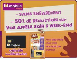 M6 Mobile Caméra Café