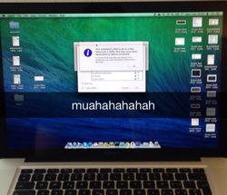 MacBook Pro four 2