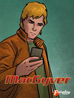MacGyver - artwork