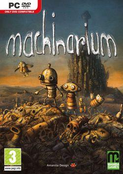 Machinarium - Jaquette