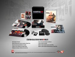 Mafia 3 - collector