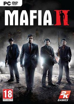 Mafia II - Jaquette PC