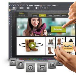 MAGIX Web Designer 9 Premium screen2