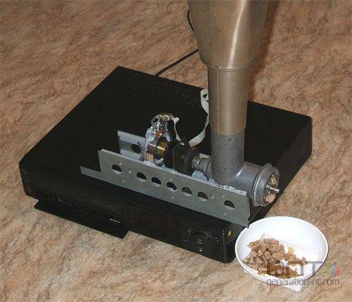 Magnetoscope programmabol pour chat