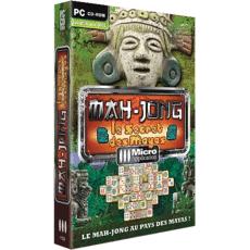 Mah Jong  Le secret des Mayas boite