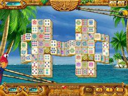 Mah Jong  Le secret des Mayas screen 1
