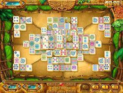 Mah Jong  Le secret des Mayas screen 2
