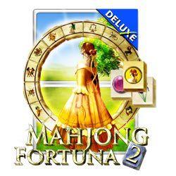 Mahjong Fortuna 2 Deluxe logo 2