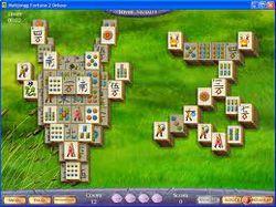 Mahjong Fortuna 2 Deluxe screen 1