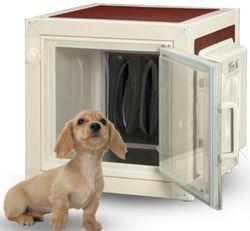 maison climatisée chien chat