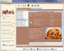 MAKuisine screen2