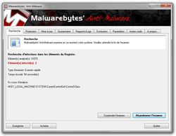 Malwarebytes Anti-Malware screen2