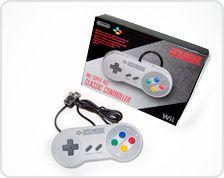 Manette Super NES sur Wii - 1